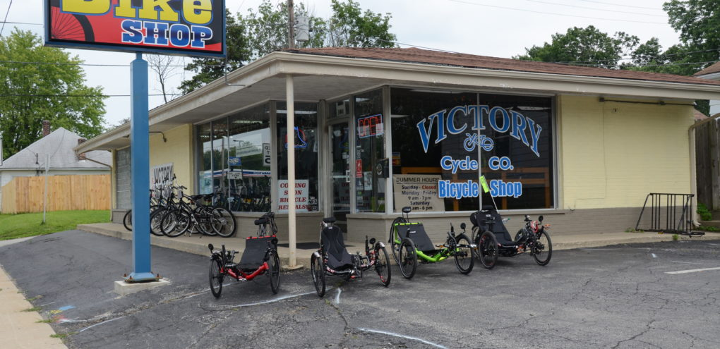 Victory Bike Shop WORLD HEADQUARTERS