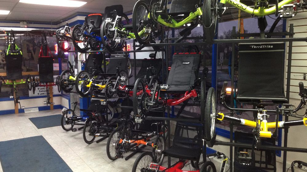 Huge Trike Selection